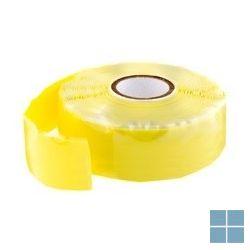 Egeda gfs plt tape geel zelfvulkaniserende 25mm rol 10m (prijs/rol) | PLTZ991005 | LAMO