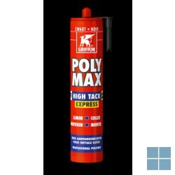 Bison/griffon poly max grijs 435 g | POLYGRIJS | LAMO