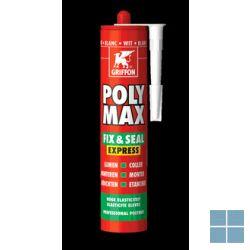 Bison/griffon polymax fix wit 435 g | POLYWIT | LAMO