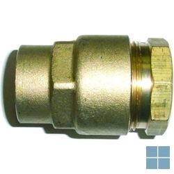 Polythene koppeling 5/4 f bsn | PR54F | LAMO
