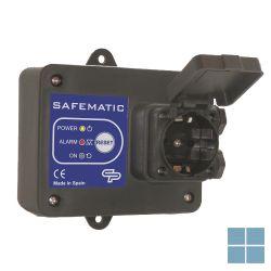 Kin pompen elektrische droogloopbeveiliging wandcontactdoos | PTI5440M | LAMO