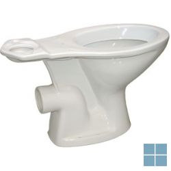 Is astor staand wc h/pk(hor.), excl. reser./zitting, wit, b370×d635×h390mm | R027201 | LAMO