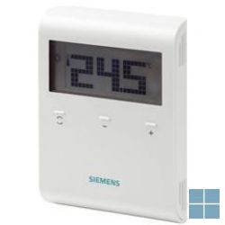 Siemens thermostaat digitaal ac230v | RDD100 | LAMO