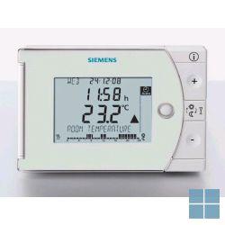 Siemens thermostaat digitaal dagprogramma 24h rev13dc | REV13DC | LAMO