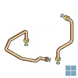 Remeha set leidingwerk tussen ctg en externe boiler | RMH100017393 | LAMO