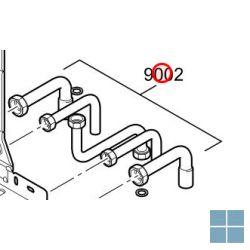 Remeha leidingset 22/15 tbv console | RMH7601628 | LAMO