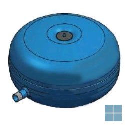 Remeha set zonne-expansievat (18 liter 10 bar) | RMH7607001 | LAMO