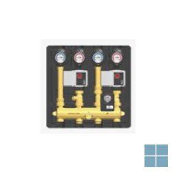 Remeha compacte hydraulische module voor 2 individuele cv- kringen DN20 mt12 | RMH7616233 | LAMO