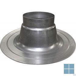 Remeha aluminium plakplaat (plat dak) Ø 100/150 | RMHM87379 | LAMO