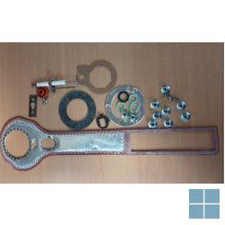 Remeha onderhoudsset (pakkingen+elektrode) quinta 25s-30s-28 | RMHS100492 | LAMO