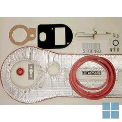 Remeha onderhoudsset (pakkingen+elektrode) q45-65-85 | RMHS100493 | LAMO