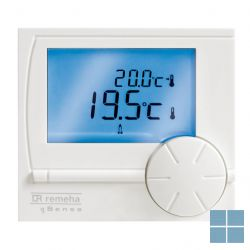 Remeha qsense modulerende ot kamerthermostaat zonder klok | RMHS101460 | LAMO