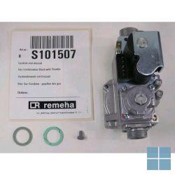 Remeha gasblok calenta (met instelbare drossel) (os) | RMHS101507 | LAMO