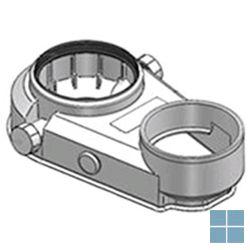 Remeha rga/ltv-adapter tzerra excentrisch Ø 80-80 | RMHS101711 | LAMO