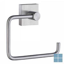 Smedbo house toiletrolhouder zonder klep geborsteld chroom | RS341 | LAMO