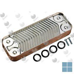 Bulex sanitaire warmtewisselaar thema condsens f 24/30 | S1016600 | LAMO