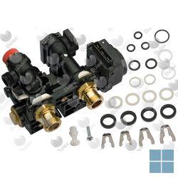 Bulex driewegklep + motor | S1020800 | LAMO