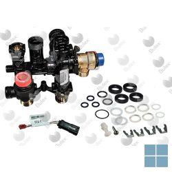 Bulex driewegklep + motor 25e-30e(a)-35 ea-iso-f | S1025500 | LAMO