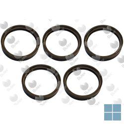 Bulex rubber bulex 80/80 - 80/125 5stuks per verp (prijs/verp) | S1048900 | LAMO
