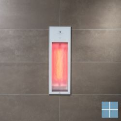 Sunshower pure model infrarood 1 x 1000 w 19.9x61.9x10 cm | SUN80073 | LAMO