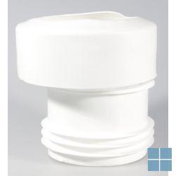 Is excentrische mof voor aansluitbocht ø 110mm, center +/- 20mm | T002867 | LAMO