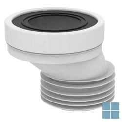 Is excentrische mof voor aansluitbocht ø 110mm, center +/- 40mm | T002967 | LAMO