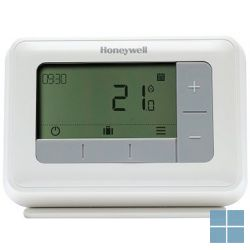 Honeywell thermostaat digitaal dagprogramma t4 (cm901) | T4H110A1013 | LAMO