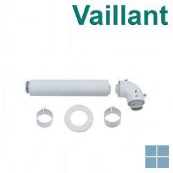 Vaillant aansluitset vlt/vga systeem concentrisch pp Ø 60/100 | VAI0020014989 | LAMO