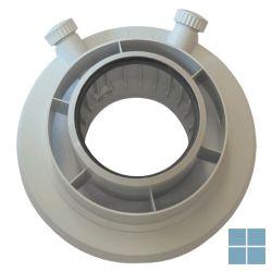 Vaillant concentrisch adapter nieuwe ecotec alu/pp Ø 60/100mm naar 80/125 | VAI0020147469 | LAMO