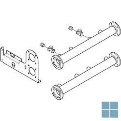 Vaillant hydraulische collector uitbreiding 2 tot 4 ketels DN 65 | VAI0020151820 | LAMO