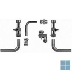 Vaillant aansluitset gaswandketels vc(w) ecotec pure buizen | VAI0020235521 | LAMO