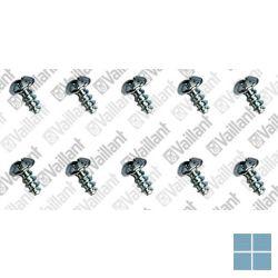 Vaillant schroef (10pc) voor vcw 376/5 | VAI193538 | LAMO
