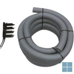 Vaillant flexibel pp met 7 afstandshouders pp120 Ø 80mm lengte 15 meter | VAI303514 | LAMO