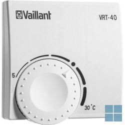 Vaillant calormatic kamerthermostaat zonder klok vrt 15 | VAI306777 | LAMO