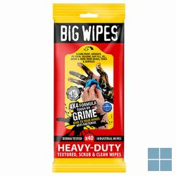 Big wipes handcleandoekjes 20 stuks | WIPES | LAMO