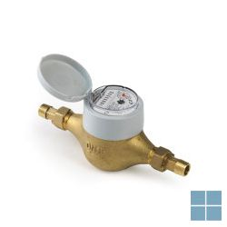 Aquatel waterteller 1/2 1.5 m3/uur + racc. | WT15 | LAMO