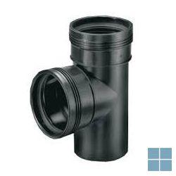 Wavin pp t stuk zwart dia 32 90° ffm | WT329MMS | LAMO