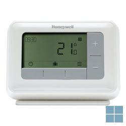 Honeywell thermostaat digitaal weekprogramma t4r(vervangt cm927rf) draadloos | Y4H910RF4004 | LAMO