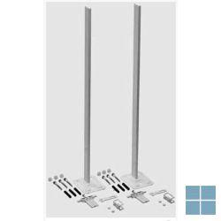 Superia standconsole h 1100 type 22/33 | ZRT505010001 | LAMO