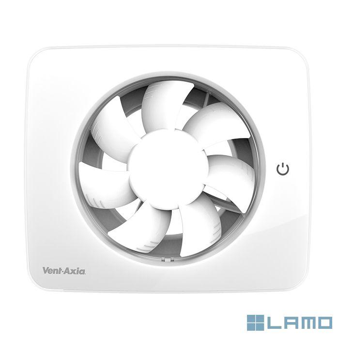 Ventilair svensa keuken/badkamer ventilator geurdectie | 1001000550 | LAMO