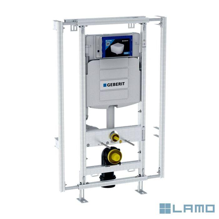 Geberit giseasy module voor hang wc breedte verstelbaar 60 - 95 cm   442.020.00.5   LAMO