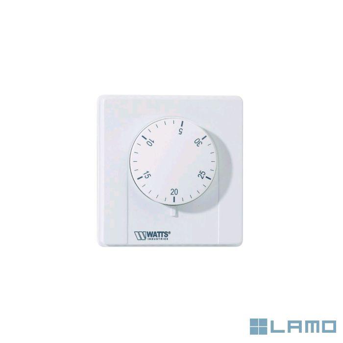 Watts kamerthermostaat met draaiwiel | KT | LAMO